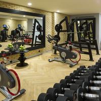 ラ クレフ トゥール エッフェル Fitness Facility
