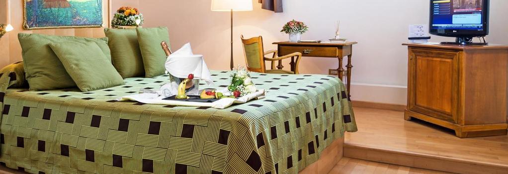 ホテル テラノビーレ メタリゾート - バーリ - 寝室