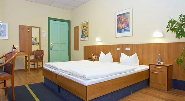 ユンカース ホテル - ベルリン - 寝室