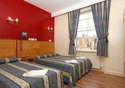 セント マーク ホテル - ロンドン - 寝室