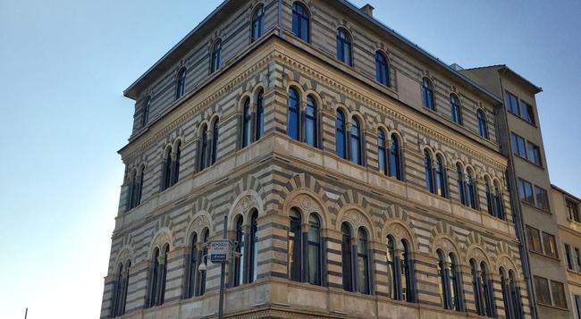 ノルドスターン ホテル ガラタ - イスタンブール - 建物