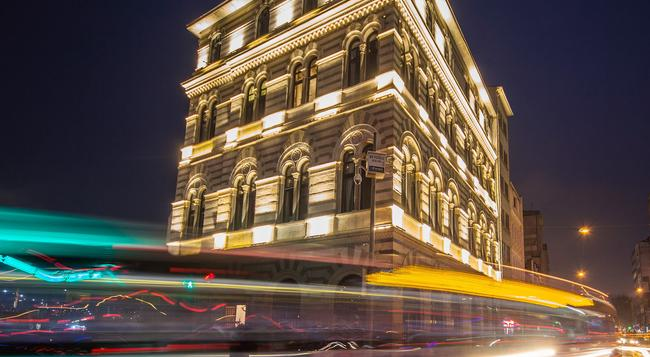 Nordstern Hotel Galata - イスタンブール - 建物