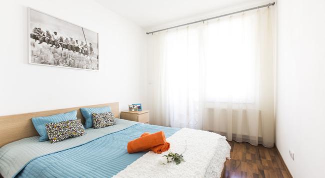 Stellar Residence - ブダペスト - 寝室