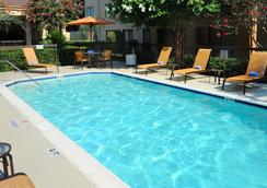 Courtyard by Marriott Houston Hobby Airport - ヒューストン - プール