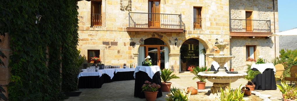 Palacio Garcia Quijano - サンタンデール - 建物