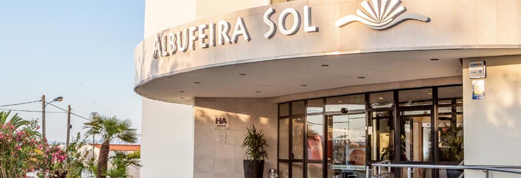 Albufeira Sol Hotel & Spa - アルブフェイラ - 建物