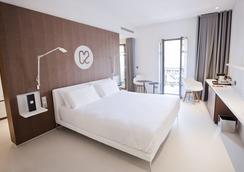 ホテル C2 - マルセイユ - 寝室