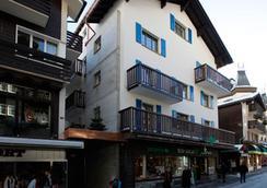 ホテル ガルニ テスタ グリジア - ツェルマット - 建物