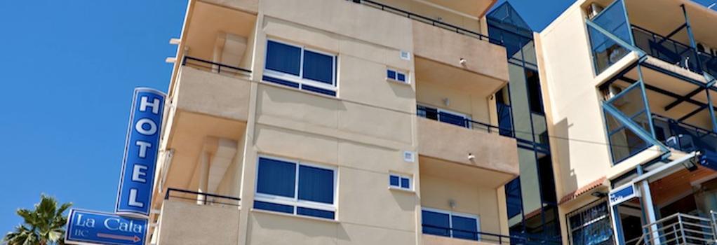 ホテル ラ カラ - ベニドーム - 建物