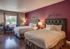 Leavenworth Village Inn - Leavenworth - 寝室