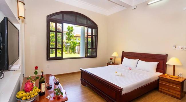 ガーデン アロマ ホームステイ - ホイアン - 寝室