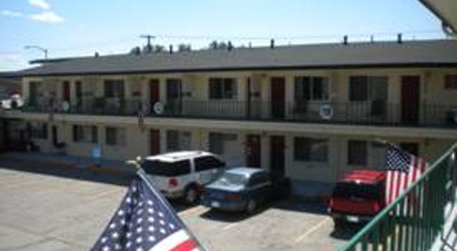 Western Inn Motel - ビリングズ - 建物