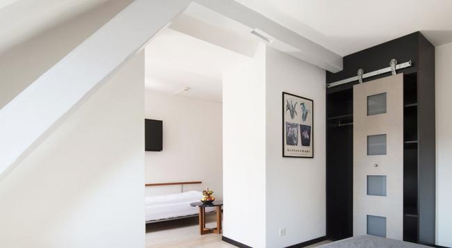 シューブル ホテル - チューリッヒ - 寝室