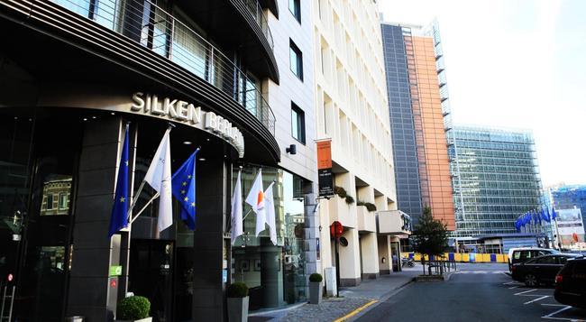 ホテル シルケン ベルレモン ブリュッセル - ブリュッセル - 建物