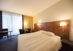 Hotel Berlaymont Brussels Eu - ブリュッセル - 寝室