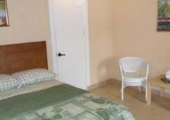 Richmond Inn Saint Croix - クリスチャンステッド - 寝室