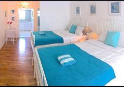 ビキニ ホステル カフェ & ビア ガーデン - マイアミ・ビーチ - 寝室