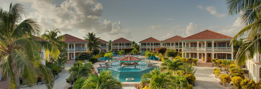 Belizean Shores Resort - San Pedro Town - 建物