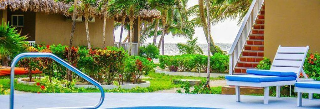 Sapphire Beach Resort - San Pedro Town - プール