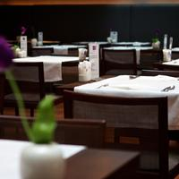 エア ホテル グラン ビア Restaurant