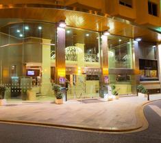 エア ホテル アストリア パレス