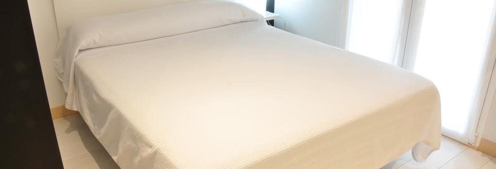 ペンション C7 - San Sebastian - 寝室