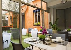ホテル ボーマルシェ - パリ - レストラン