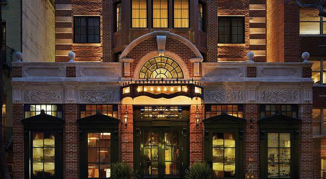 ウォーカー ホテル グリニッジ ビレッジ - ニューヨーク - 建物