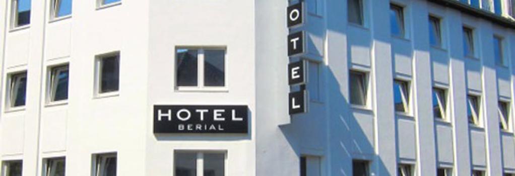 ホテル ベリアル - デュッセルドルフ - 建物