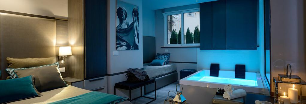 サン カルロ スイート - ローマ - 寝室
