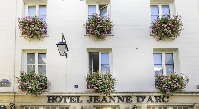 オテル ジャンヌ ダルク ル マレ - パリ - 建物