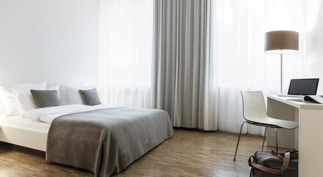 ホテロ F22 - ミュンヘン - 寝室