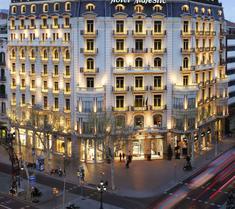 マジェスティック ホテル&スパ バルセロナ GL