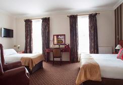 アーリントン ホテル オコネル ブリッジ - ダブリン - 寝室