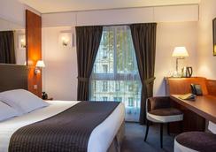 アンペール - パリ - 寝室