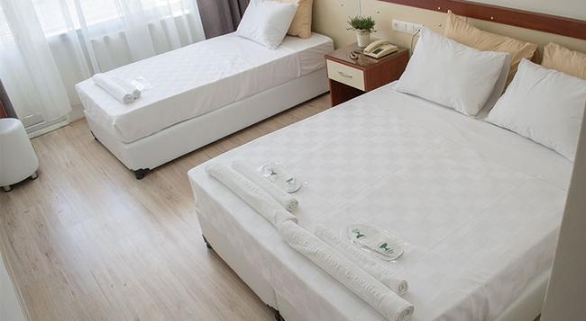 イルディリム ホテル - デニズリ - 寝室