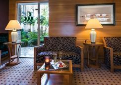ホテル ドゥ ラ ポルト ドレー - パリ - ロビー