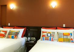 ネスヴァ ホテル ニュー ヨーク シティ ヴィスタ - クイーンズ - 寝室