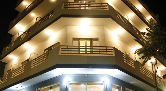ホテル サン ホリデーズ - プエルト・デ・ラ・クルス - 建物