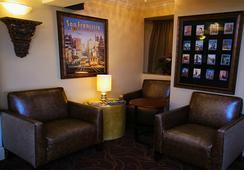 フィッツジェラルド ホテル ユニオン スクエア - サンフランシスコ - ロビー