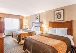 Comfort Inn & Suites - バンクーバー - 寝室
