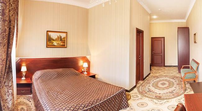 Nikitin Hotel - ニジニ・ノヴゴロド - 寝室