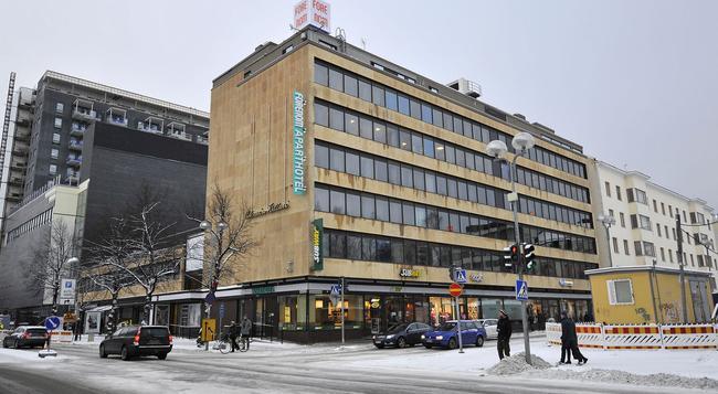 Forenom Aparthotel Oulu Uusikatu - オウル - 建物