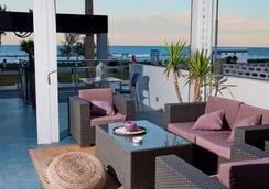 Hotel Meridional - Guardamar del Segura - 屋外の景色