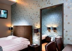 オペラ ガーデン ホテル & アパートメンツ - ブダペスト - 寝室
