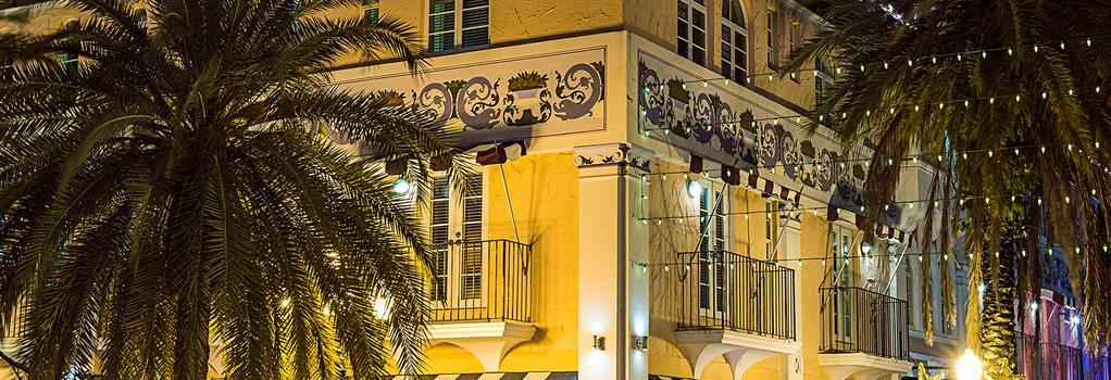 エル パセオ ホテル - マイアミ・ビーチ - 建物