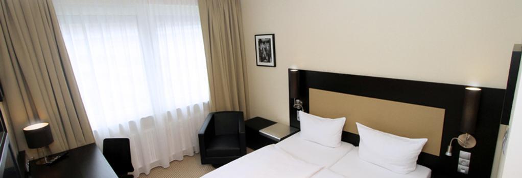 ホテル アム カールストル - カールスルーエ - 寝室