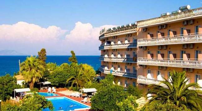 ポタマキ・ビーチホテル - Corfu - 建物