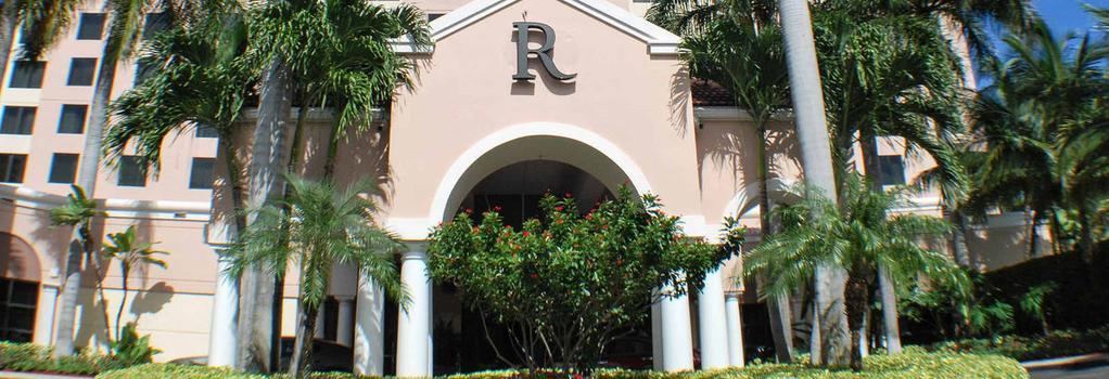 Renaissance Fort Lauderdale Cruise Port Hotel - フォート・ローダーデール - 建物