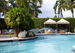 Renaissance Fort Lauderdale Cruise Port Hotel - フォート・ローダーデール - プール
